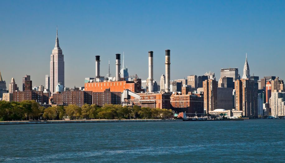 21715943 - new york, usa-eptember 21 consolidated edison company of new york, inc , a regulated utility providing electric, gas, and steam service in new york city and westchester county new york, september 21, 2011