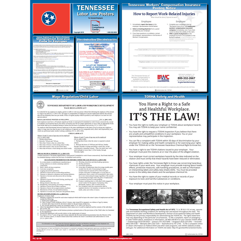Tennessee_Labor_Law_Poster_6_18